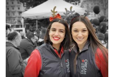 Τα DUST+CREAM στις Μαγεμένες Γιορτές του Δήμου Θεσσαλονίκης