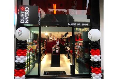 Νέο κατάστημα DUST+CREAM στην Αττική