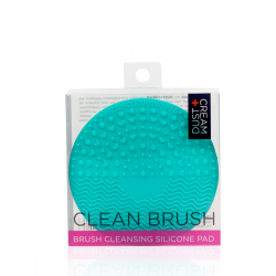 BRUSH CLEANSING SILICONE PAD
