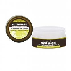 HAIR MASK WITH OLIVE EXTRACT AND VITAMIN C FOR ALL HAIR TYPES 200ML