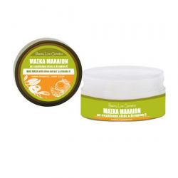 HAIR MASK WITH OLIVE EXTRACT AND VITAMIN C FOR COLORED HAIR 200ML