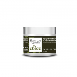 FOOT CREAM WITH OLIVE EXTRACT 125ML