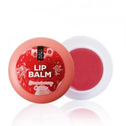 LIP BALM WITH STRAWBERRY CREAM SCENT